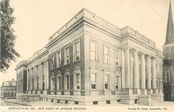 NEW COURT OF APPEALS BUILDING