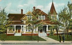 A.C. CRUCE RESIDENCE