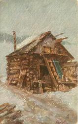 shepherd's hut (untitled, title taken from 7502)