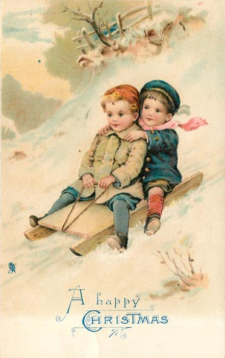 Vintage Christmas Cards Value