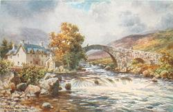 TUMMEL BRIDGE & HOTEL