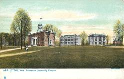 LAWRENCE UNIVERSITY CAMPUS